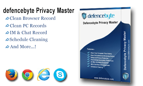 defencebyte privacy master