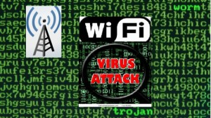 Alert! Chameleon virus attacked on Wi-fi