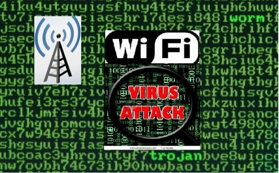 Alert! Chameleon virus attacked on Wi-fi