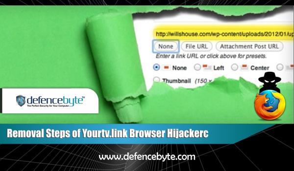 Removal Steps of Youtv.link Browser Hijacker