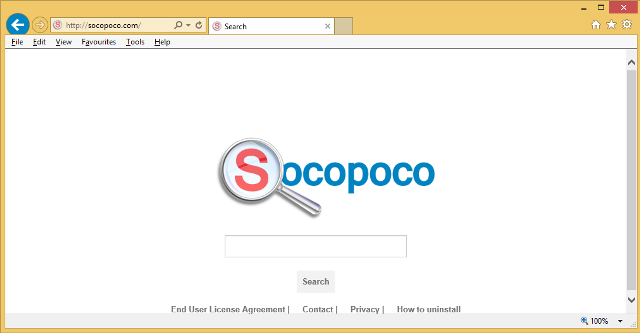 How to Remove Socopoco Search
