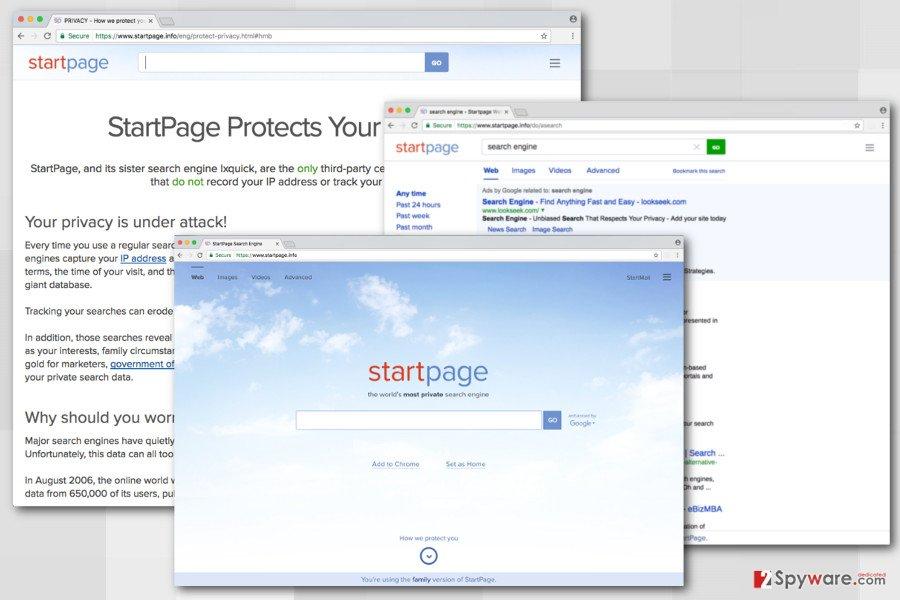 startpage-info-virus
