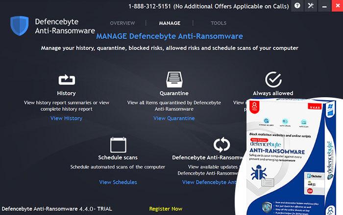 defencebyte Anti Ransomware