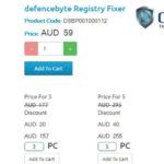 Registry cleaner windows 10