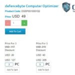 Computer Optimizer software