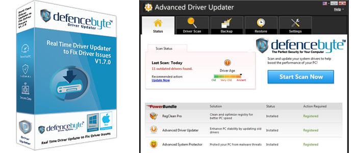 Driver updater software