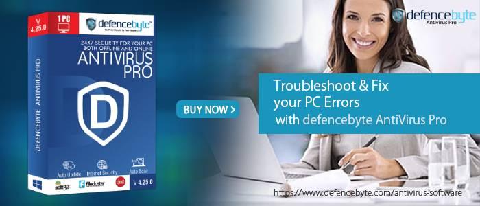 Defencebyte-Antivirus Pro
