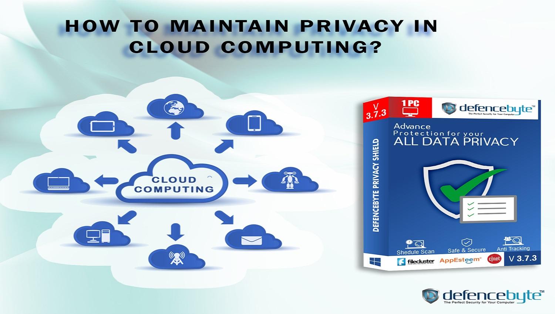 Data Privacy Shield Software