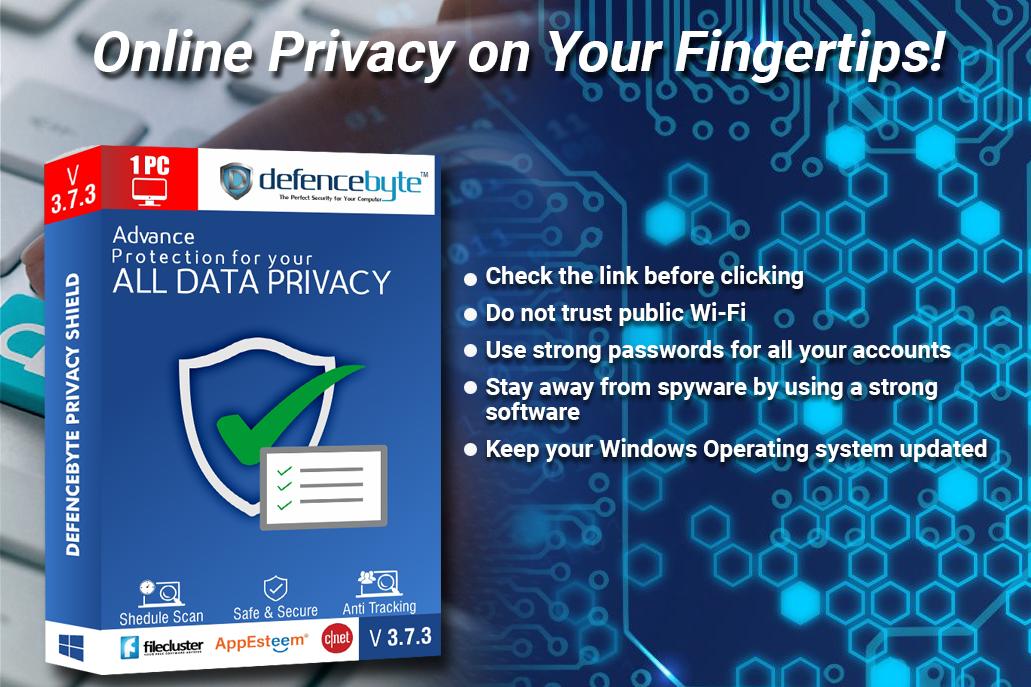 Computer Privacy Shield Software