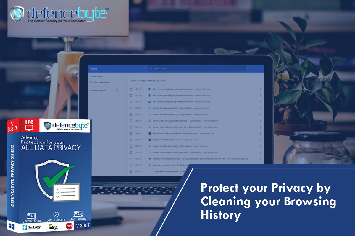 Computer Privacy Shield Software