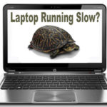 laptop is running slow