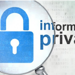 protect your private information