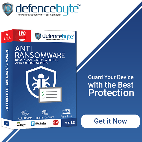 Anti Ransomware Protection